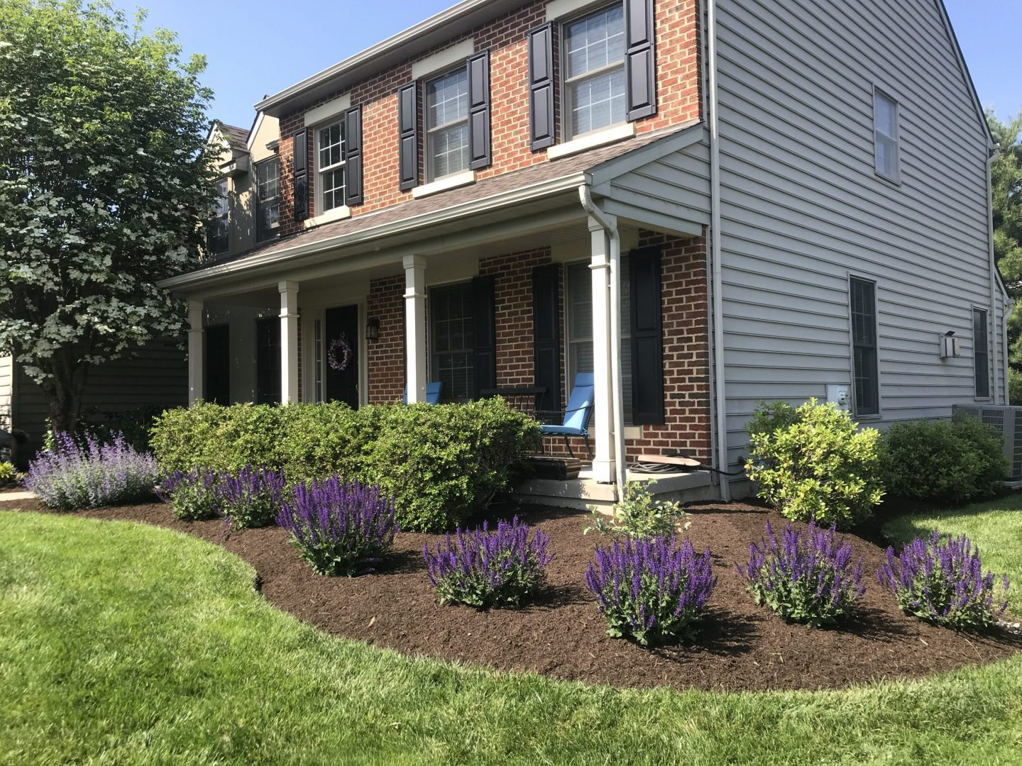 home landscaping services
