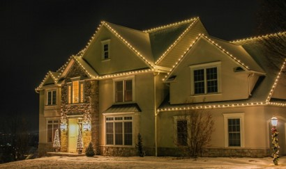 holiday lighting for your home