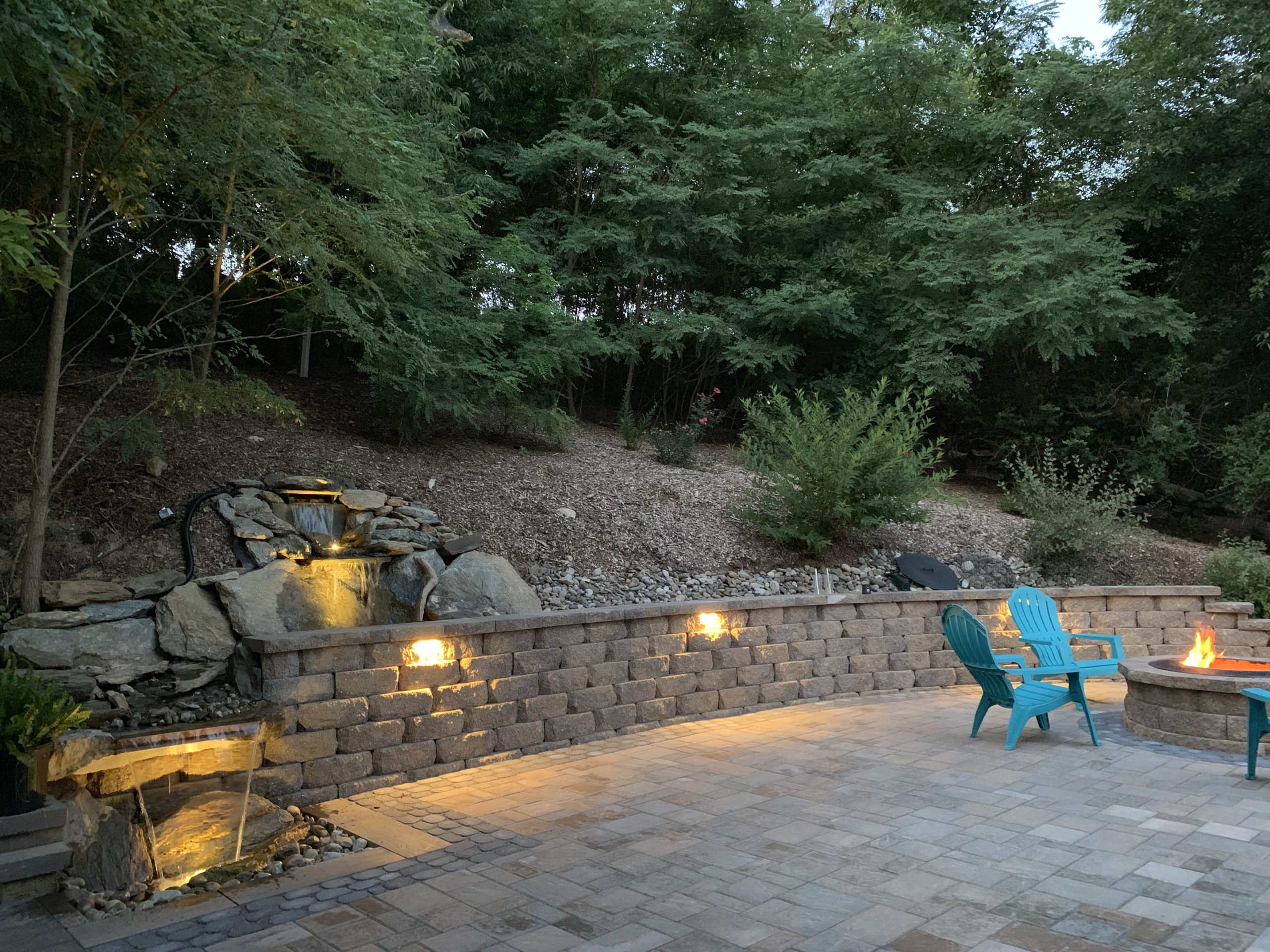 patio hardscaping services